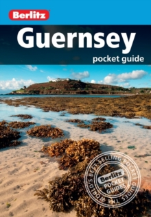 Berlitz: Guernsey Pocket Guide, Paperback Book