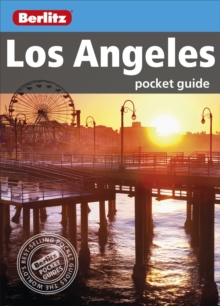 Berlitz Pocket Guide Los Angeles, Paperback Book
