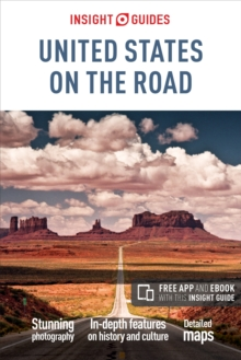 Insight Guides USA on the Road (Travel Guide with free eBook), Paperback / softback Book