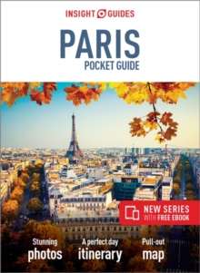 Insight Guides Pocket Paris, Paperback Book