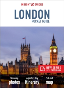Insight Guides Pocket London, Paperback Book
