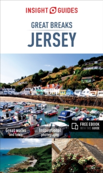 Insight Guides: Great Breaks Jersey - Jersey Travel Guide, Paperback / softback Book