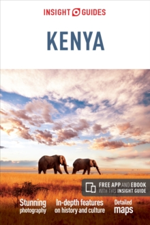 Insight Guides Kenya, Paperback Book