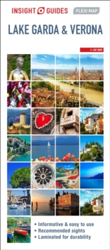 Insight Flexi Map: Lake Garda & Verona, Sheet map Book
