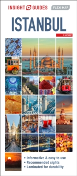 Insight Guides Flexi Map Istanbul, Sheet map Book