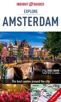 Insight Guides: Explore Amsterdam, Paperback Book