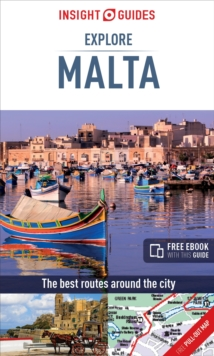 Insight Guides: Explore Malta, Paperback Book