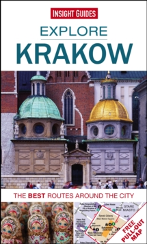 Insight Guides Explore Krakow - Krakow Guide, The best routes around the city, Paperback Book