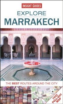Insight Guides: Explore Marrakech, Paperback Book