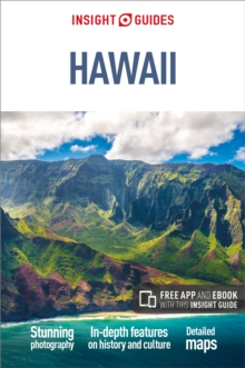 Insight Guides Hawaii (Travel Guide with Free eBook), Paperback / softback Book