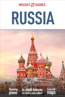 Insight Guides Russia, Paperback / softback Book