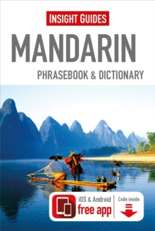 Insight Guides Phrasebook Mandarin, Paperback / softback Book