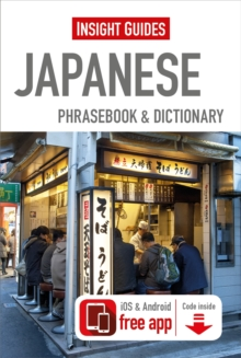 Insight Guides Phrasebook Japanese, Paperback Book