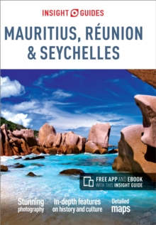 Insight Guides Mauritius, Reunion & Seychelles, Paperback Book