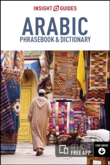 Insight Guides Phrasebook Arabic, Paperback Book