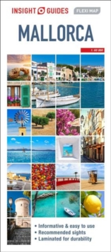 Insight Guides Flexi Map Mallorca, Sheet map Book