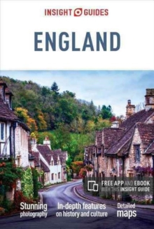Insight Guides England, Paperback Book