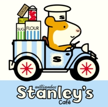 Stanley's Cafe, Paperback Book