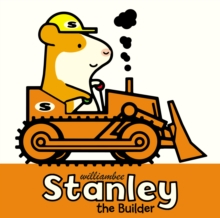 Stanley the Builder, Paperback Book