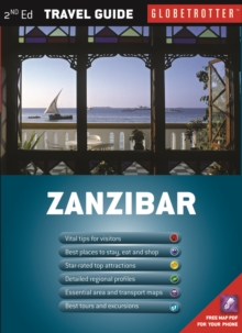 Zanzibar, Mixed media product Book