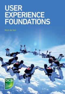 User Experience Foundations, Paperback / softback Book