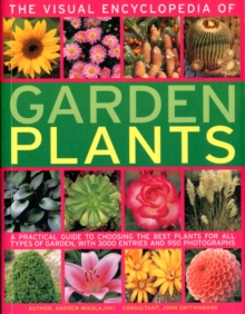 Visual Encyclopedia of Garden Plants, Paperback Book