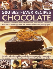 500 Best-Ever Recipes, Paperback / softback Book
