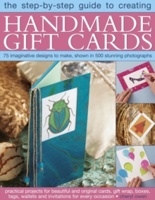Step-by-Step Guide to Creating Handmade Gift Cards, Paperback Book