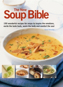 New Soup Bible, Paperback Book