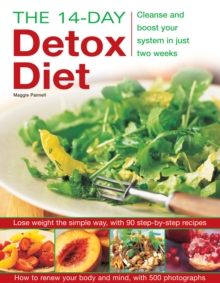 14 Day Detox Diet, Paperback Book