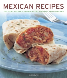 Mexican Recipes, Paperback / softback Book