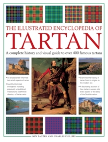 Illustrated Encyclopedia of Tartan, Paperback Book
