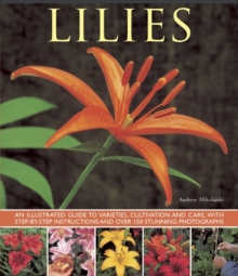 Lilies : An Illustrated Guide to Varieties, Cultivation and Care, with Step-by-step Instructions and Over 150 Stunning Photographs, Paperback / softback Book
