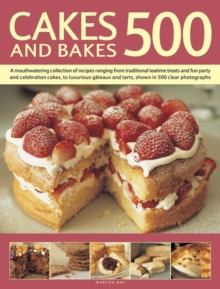 Cakes and Bakes 500, Paperback Book