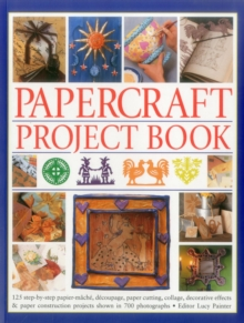 Papercraft Project Book, Paperback / softback Book