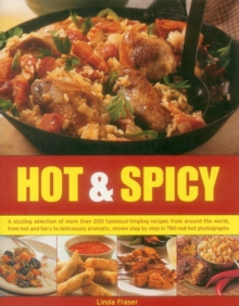 Hot & Spicy, Paperback Book
