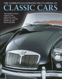 Complete Illustrated Encyclopedia of Classic Cars, Paperback / softback Book