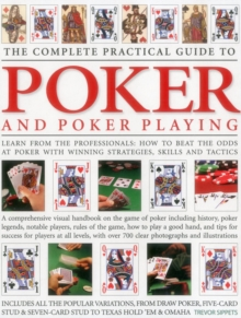 Complete Practical Guide to Poker and Poker Playing, Paperback Book