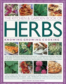 Kitchen & Garden Book of Herbs, Paperback Book