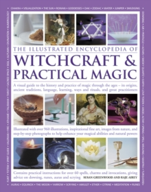 Illustrated Encyclopedia of Witchcraft & Practical Magic, Paperback Book
