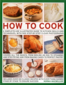 How to Cook, Paperback Book