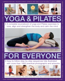 Yoga & Pilates for Everyone, Paperback / softback Book