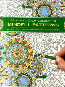 MINDFUL PATTERNS, Paperback Book