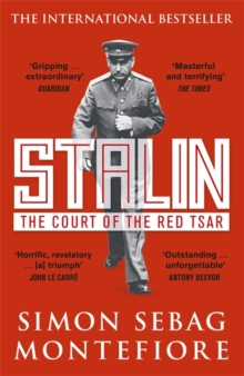 Stalin : The Court of the Red Tsar, Paperback Book