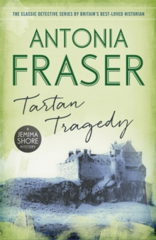 Tartan Tragedy : A Jemima Shore Mystery, Paperback Book