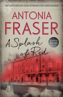 A Splash of Red : A Jemima Shore Mystery, Paperback / softback Book