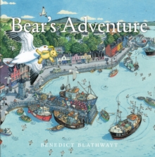 Bear's Adventure, Paperback Book