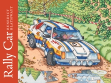 Rally Car, Board book Book