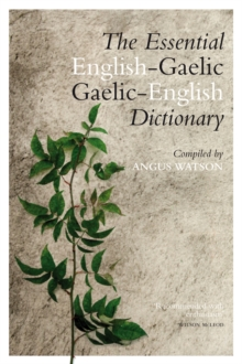 The Essential Gaelic-English / English-Gaelic Dictionary, Paperback Book