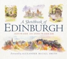 A Sketchbook of Edinburgh, Hardback Book
